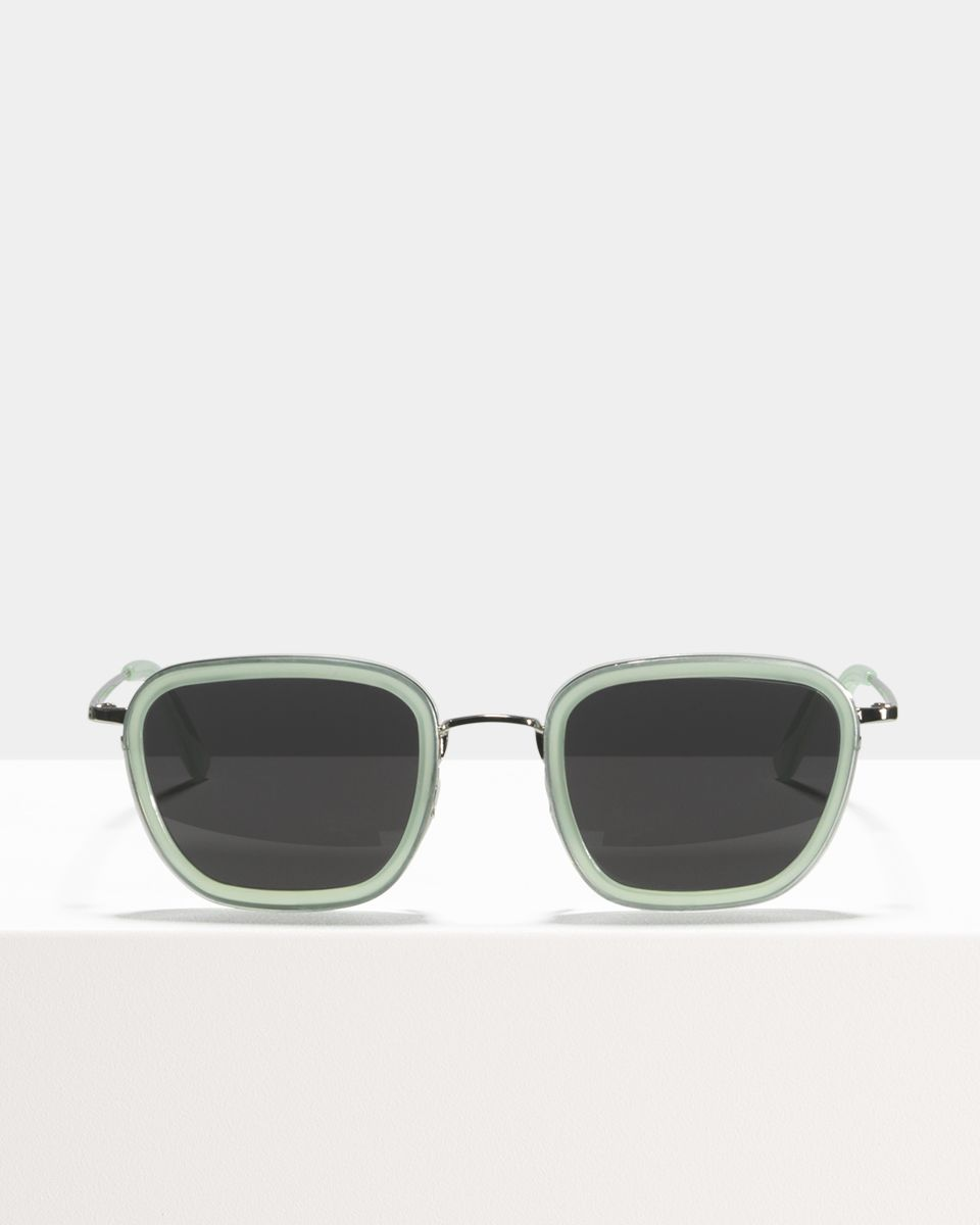 Square sunglasses in Blue Ace & Tate Zxasg