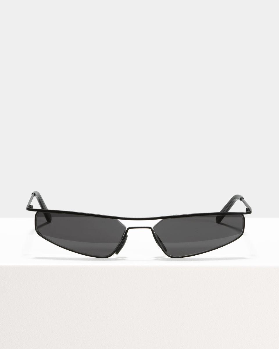 Rectangular sunglasses in Black Ace & Tate 3a3ktGHkU