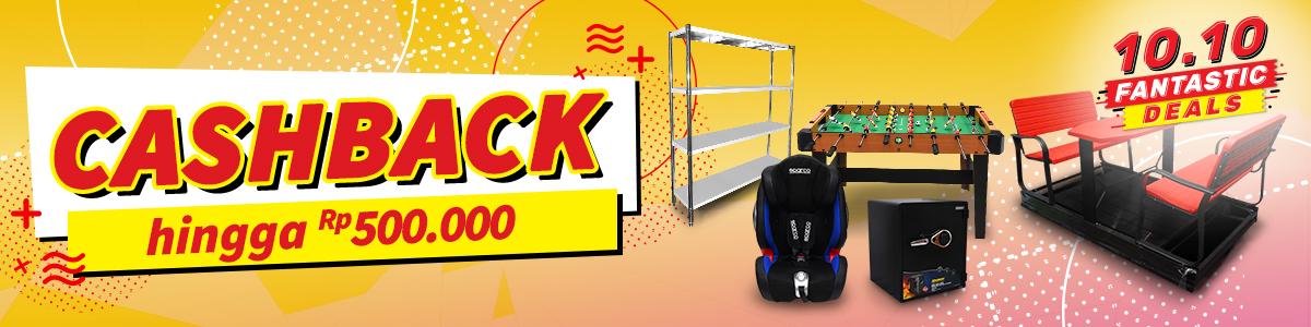 Cashback 10.10 ACE Online