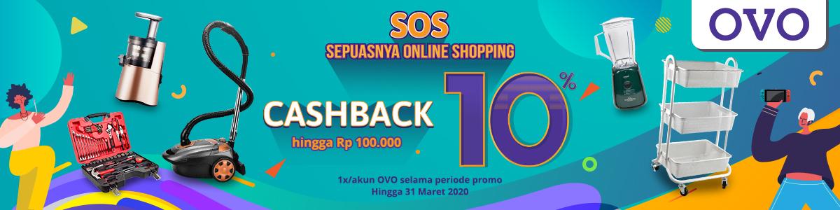 Cashback OVO