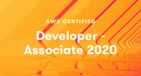 AWS Certified Developer - Associate 2020