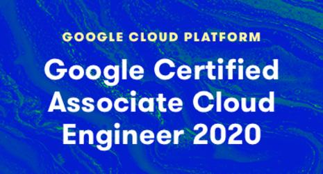 Google Certified Associate Cloud Engineer 2020