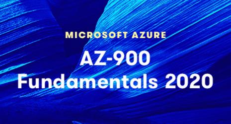 AZ-900 Microsoft Azure Fundamentals