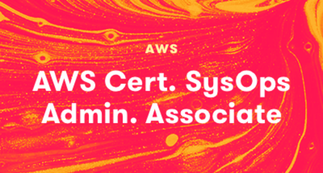 AWS Certified SysOps Administrator - Associate 2020