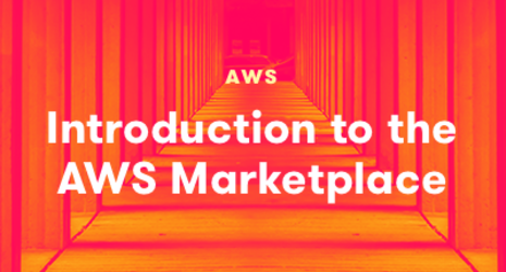 Introduction to the AWS Marketplace
