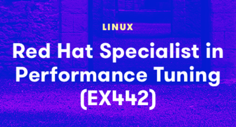 Red Hat Certified Specialist in Performance Tuning (EX442)