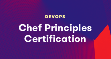 Chef Principles Certification