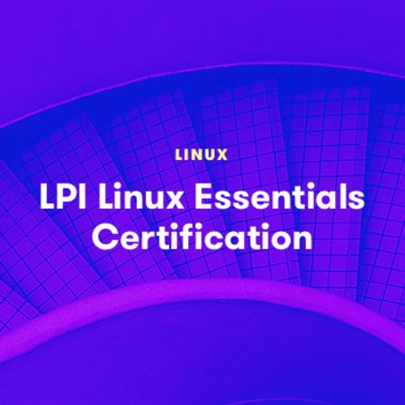 LPI Linux Essentials Certification