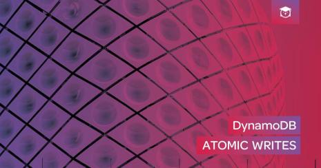 dynamodb - atomic writes