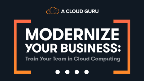 modernize your business: train your team in cloud computing