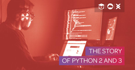 the story of python 2 and 3