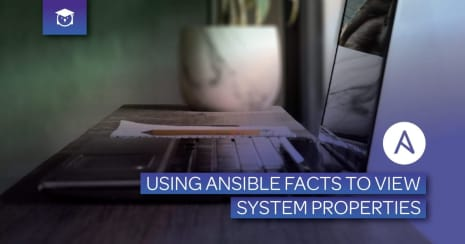 using ansible facts to view system properties