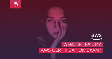 what if i fail my aws certification exam