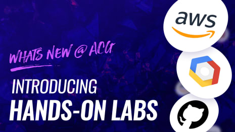 Whats new @ ACG - Introducing Hands-on Labs