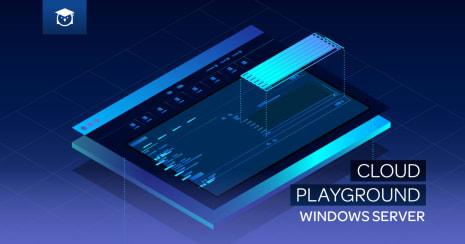 Cloud Playground Windows Server
