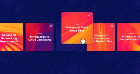Custom Learning Paths - A Cloud Guru - Blog Header
