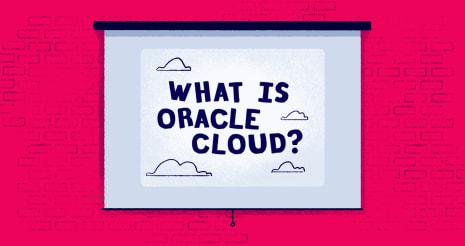 what is oracle cloud blog header