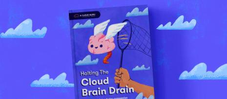 Cloud Brain Drain eBook