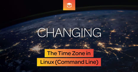 Changing The Time Zone In Linux (Command Line)