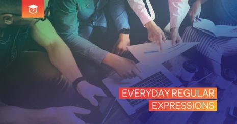 everyday regular expressions