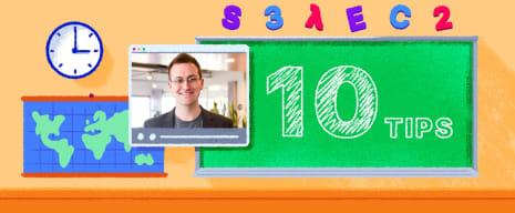 Tips for Learning Online