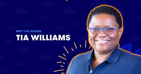 Meet Tia Williams