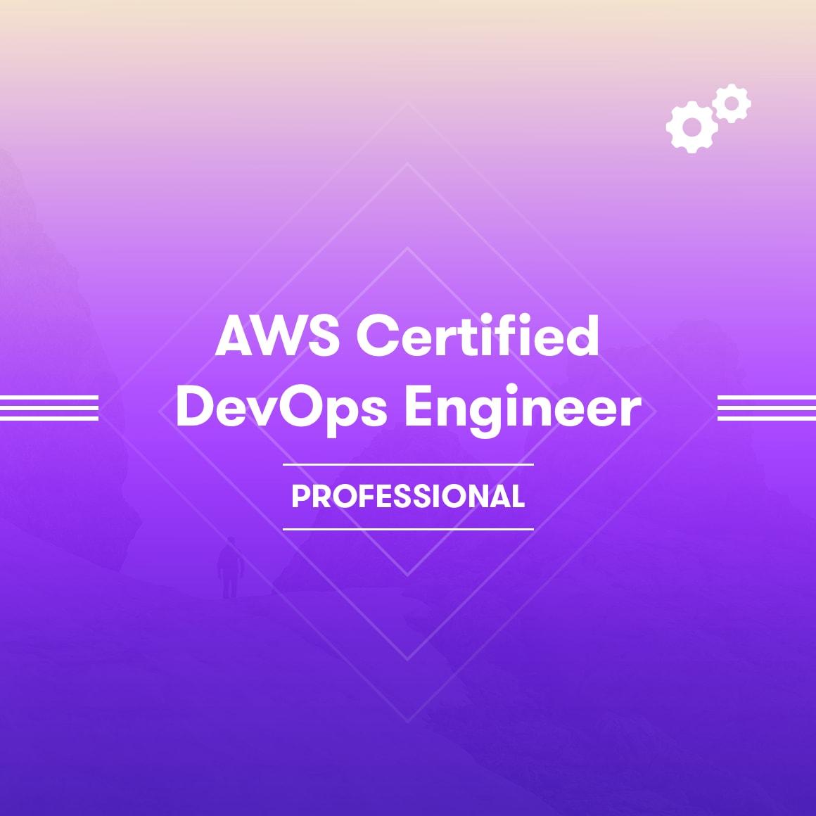 AWS Certified DevOps Professional 2019