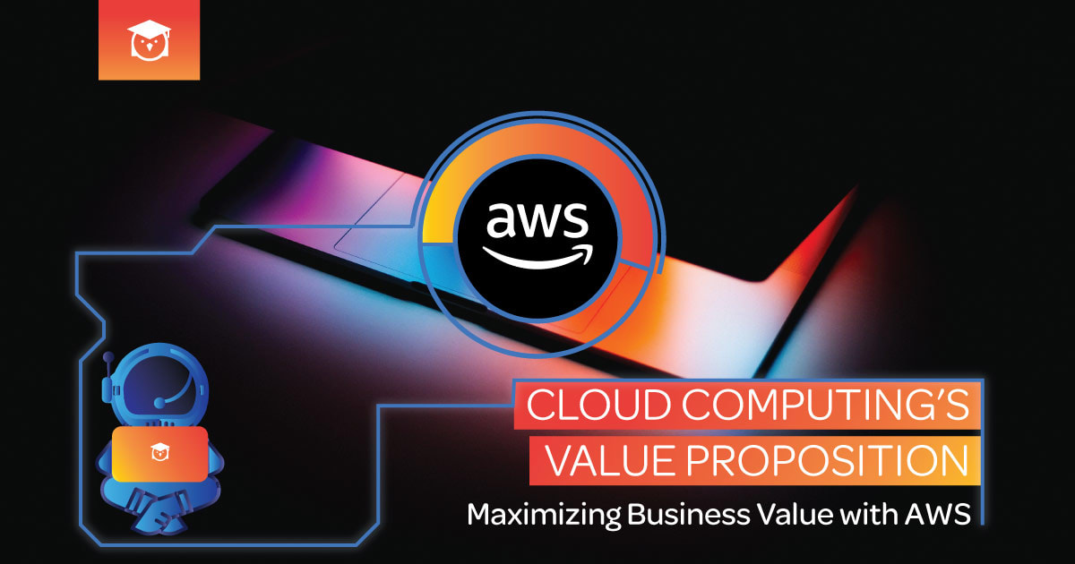 cloud computing's value proposition - maximizing business value with aws