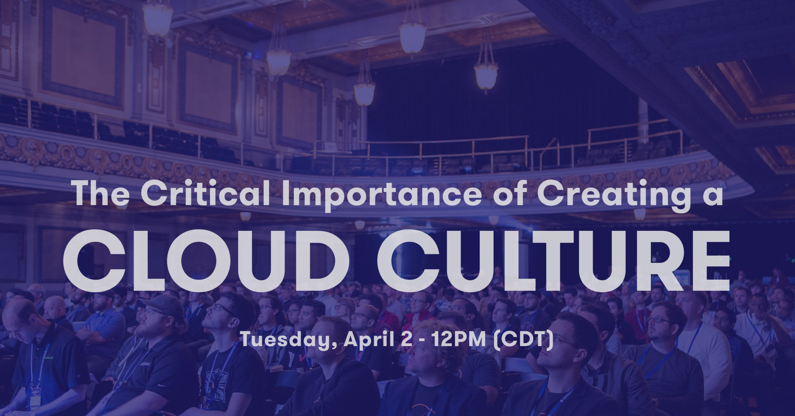 The critical importance of creating a cloud culture