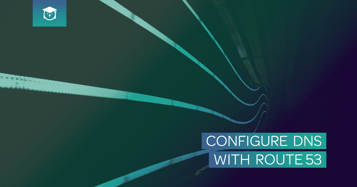 configure dns with route 53