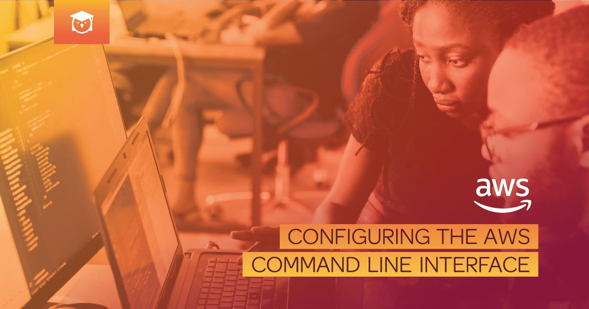 configuring the aws command line interface