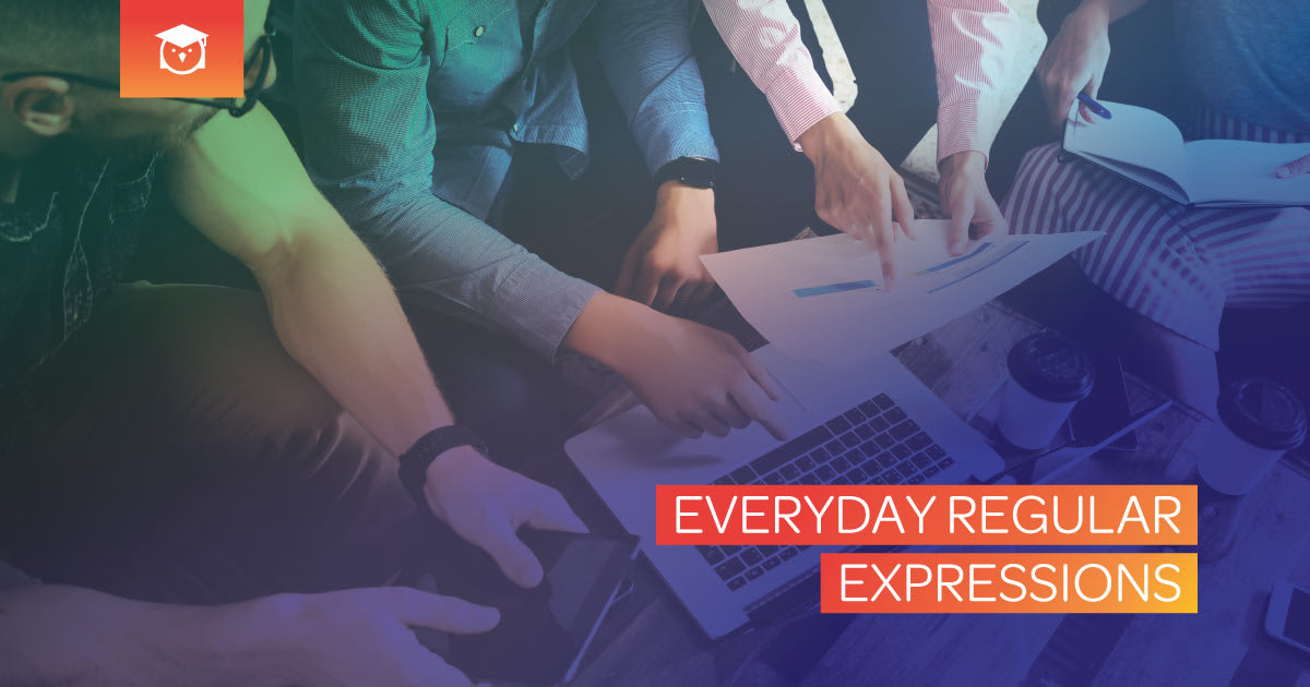 everyday regular expressions