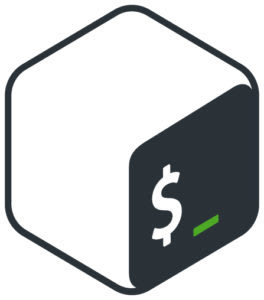 Bash block logo