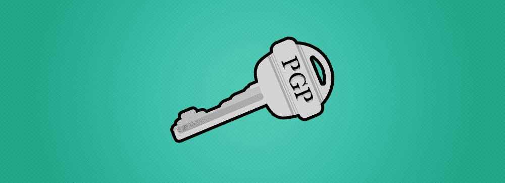 Personal Security - PGP Keys