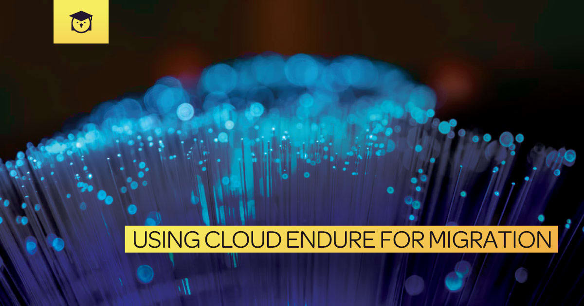Using Cloud Endure For Migration