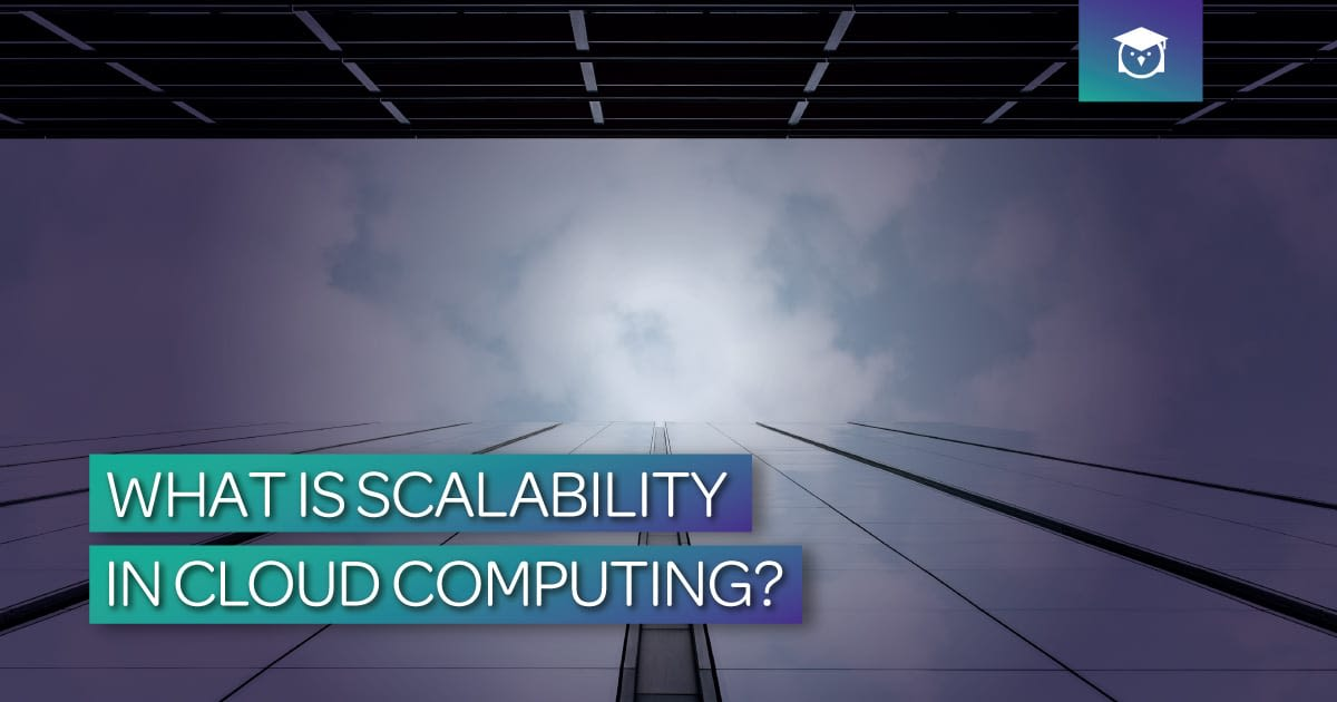 What is scalability in cloud computing?