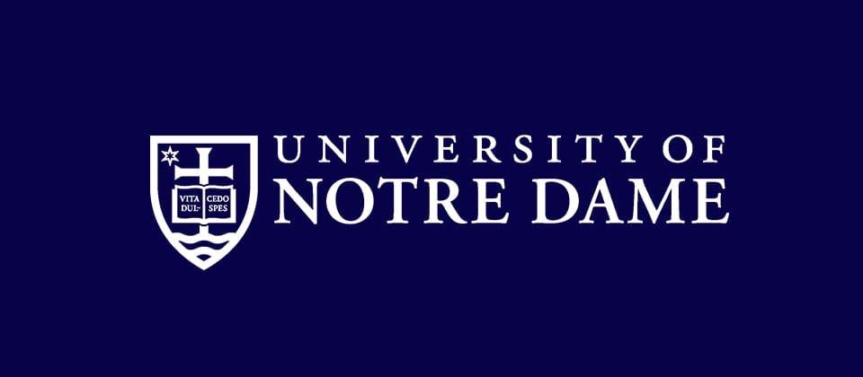 University of Notre Dame Case Study