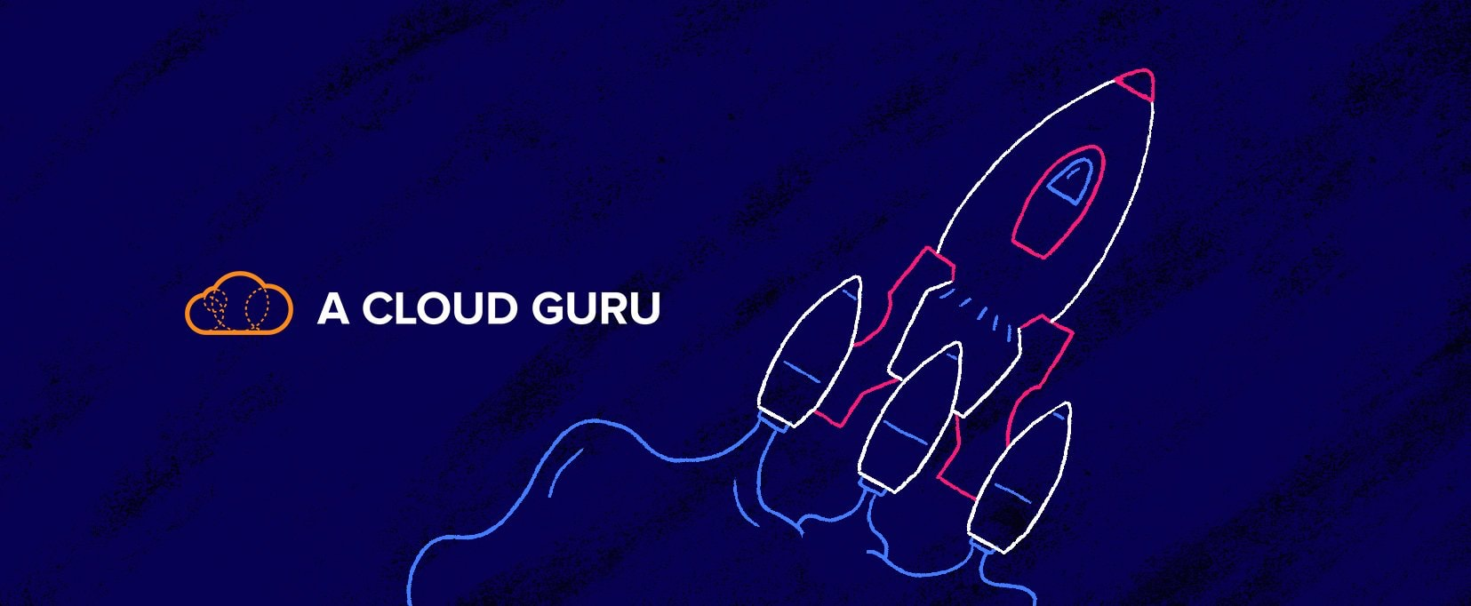 a cloud guru rocket