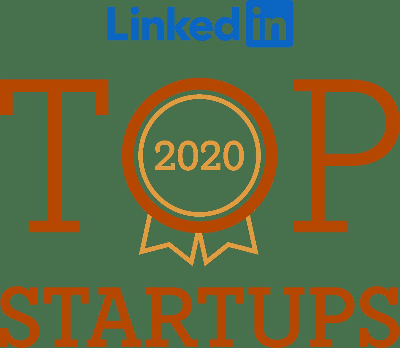 LinkedIn Top Startups for 2020