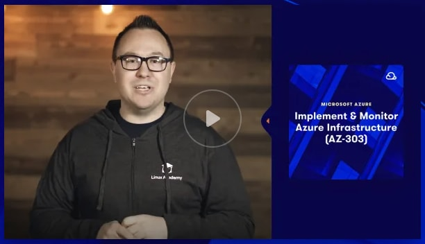 AZ-303 Implement and monitor Azure infrastructure