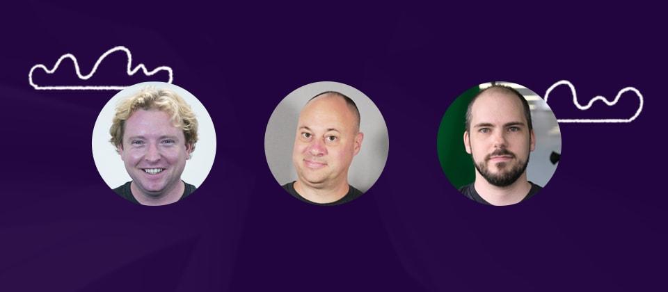 Ryan K., Scott Pletcher, and Mattias Andersson
