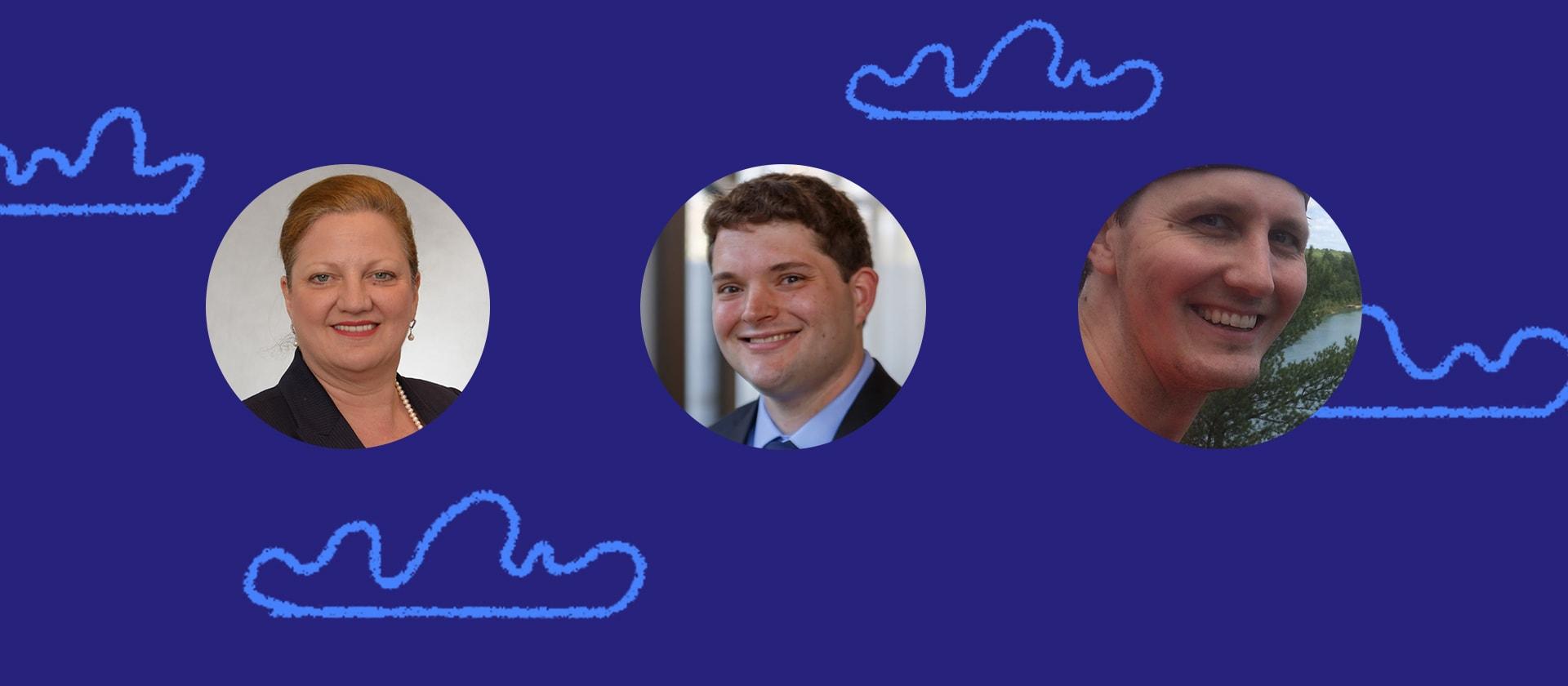 Kacy Clarke, John Wright, & Aaron Warzon