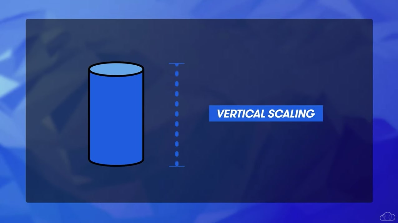 vertical database scaling