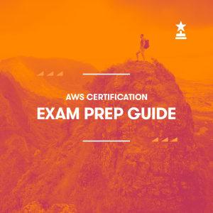 AWS Certification Preparation Guide course artwork