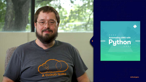Automating AWS with Python Training Course   A Cloud Guru