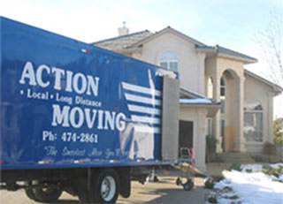 Local Edmonton Moving and Storage Company