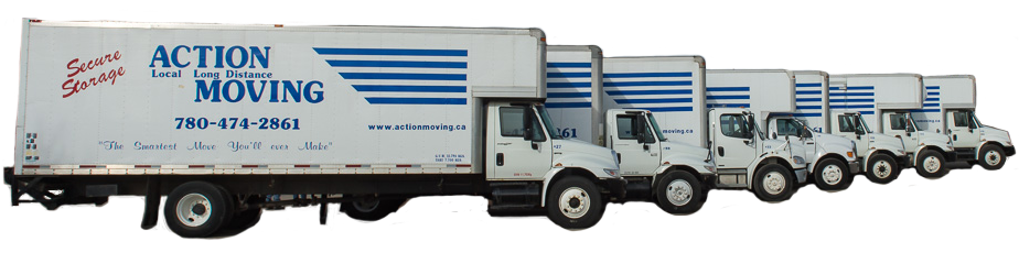 Local Movers - Packing Services - Moving Edmonton clients