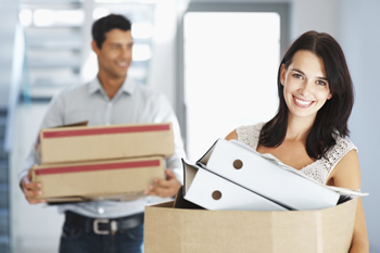 commercial moving greater Edmonton area Movers