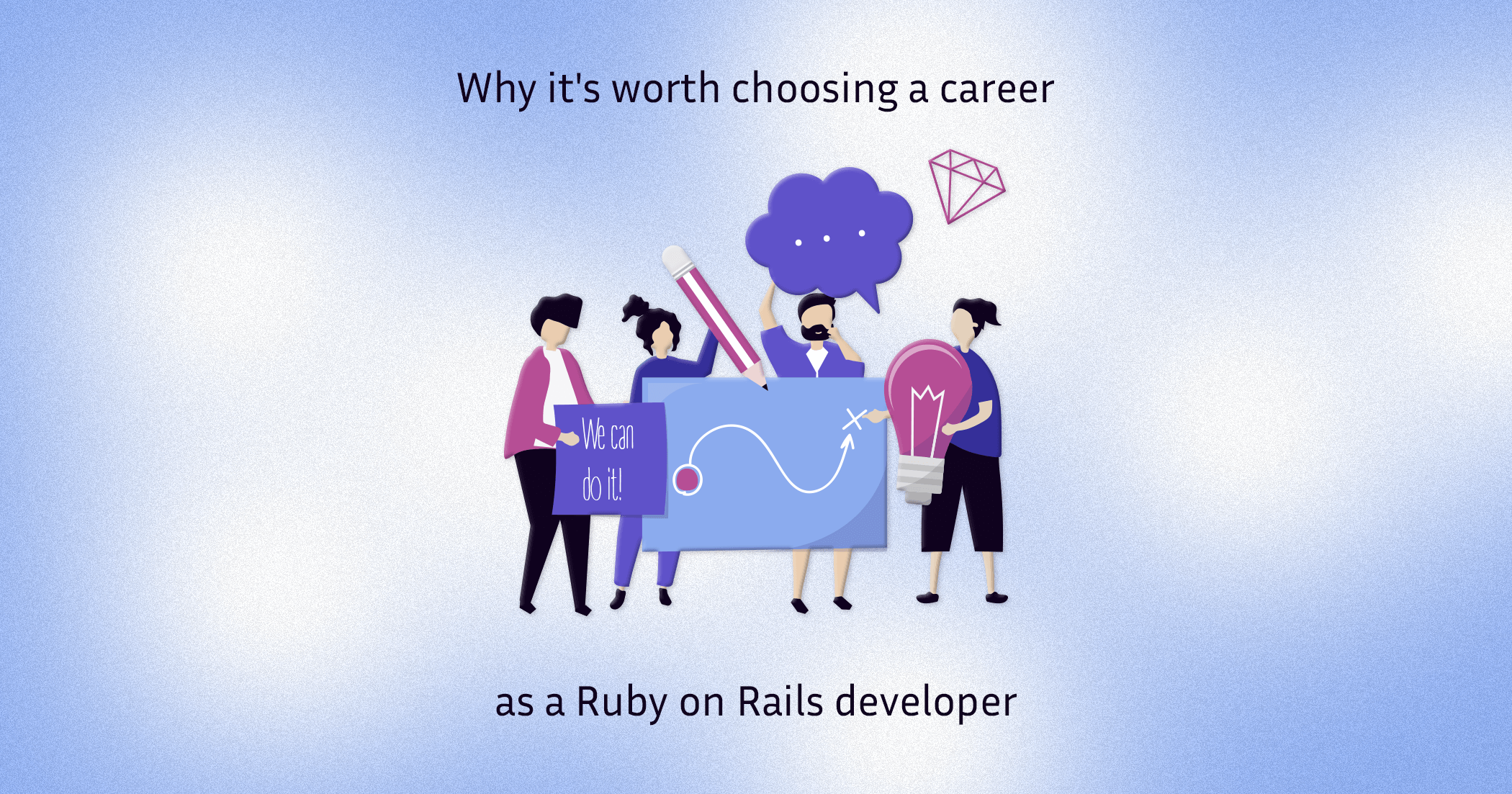 why chose a career ruby on rails developer