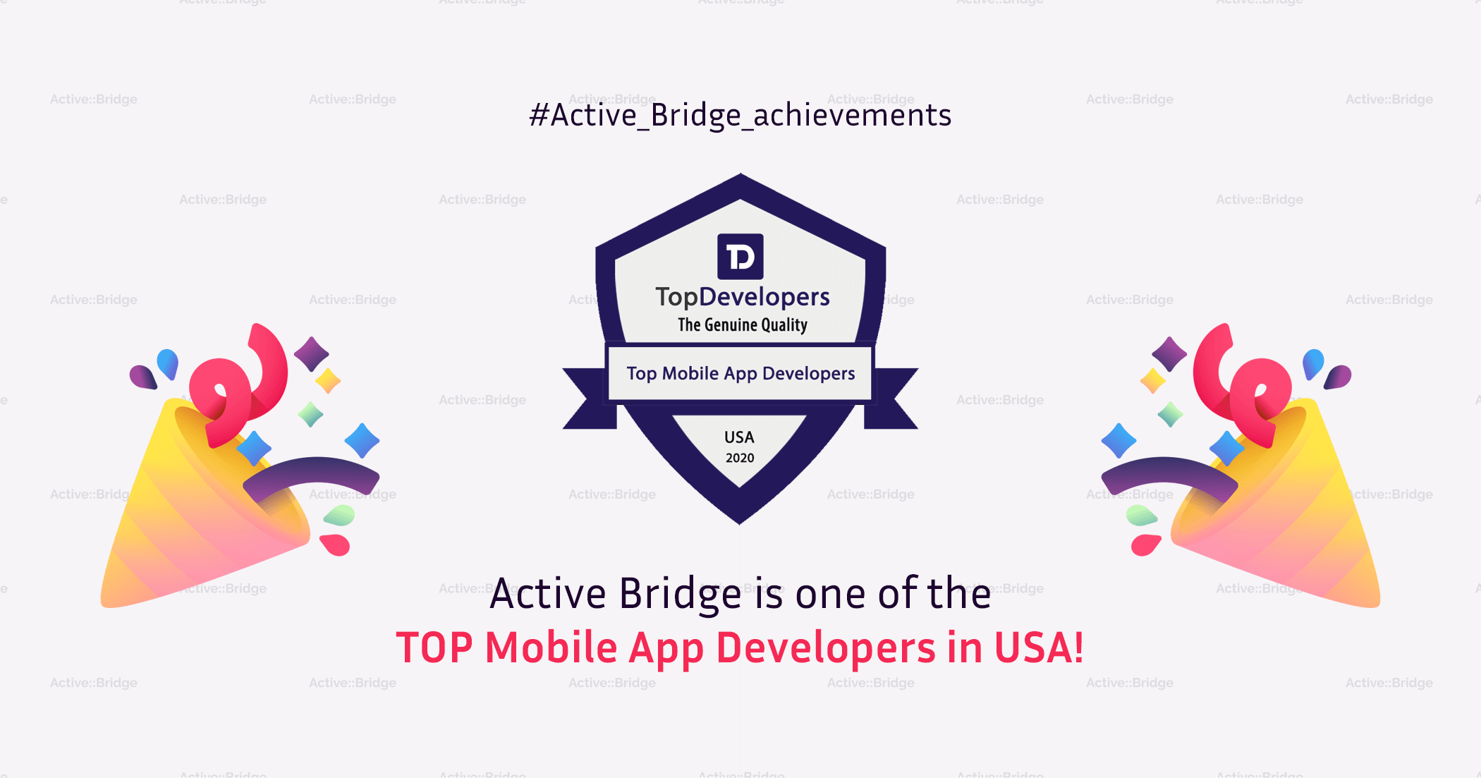 top app development company 2020